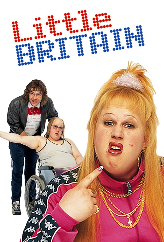 Watch Series Little Britain Season 1