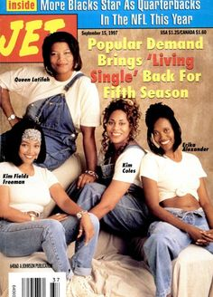 Watch Series Living Single Season 2