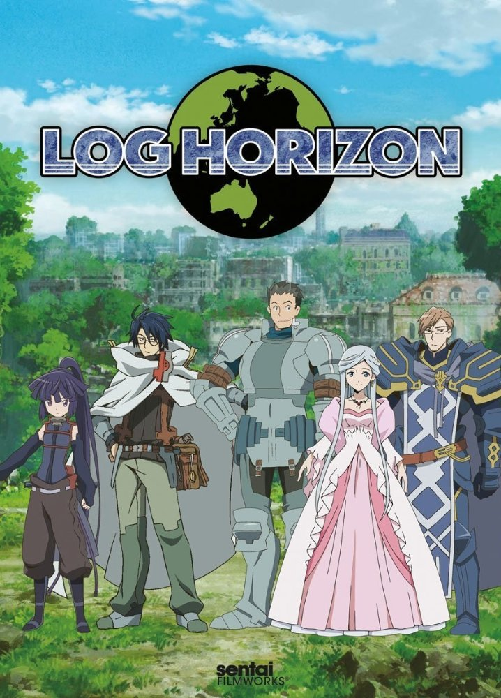 Log Horizon Season 02 (English Audio) 123Movies