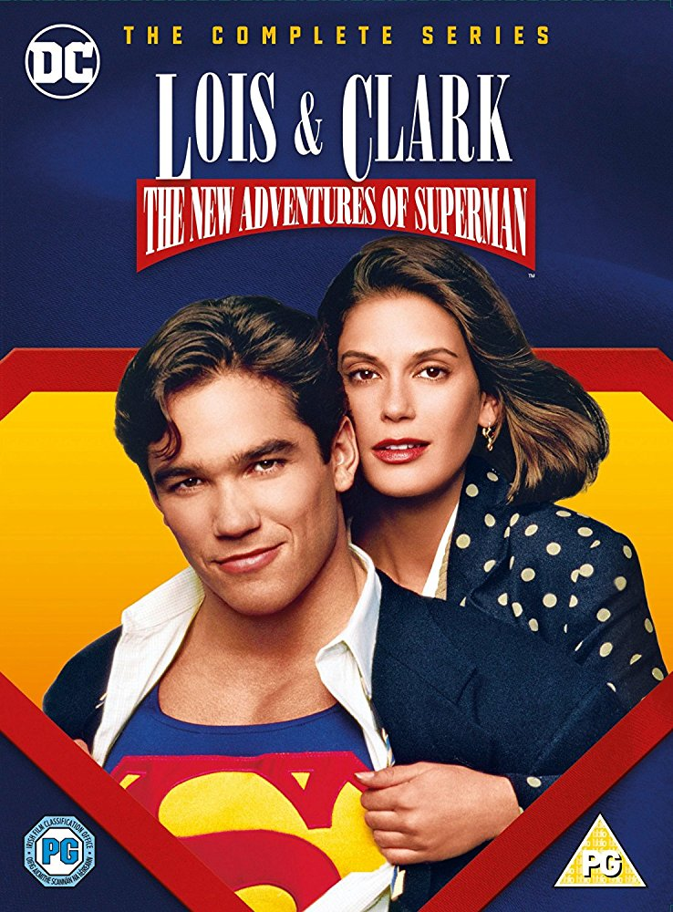 Lois & Clark The New Adventures of Superman Season 1 123Movies