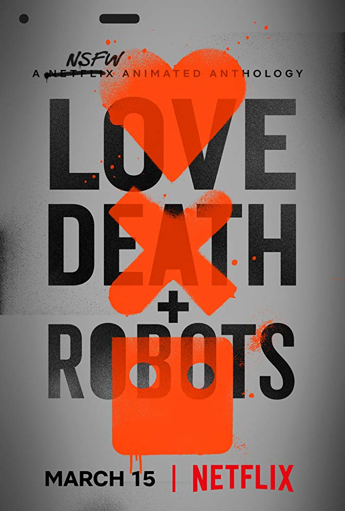 Love, Death & Robots Season 1 123Movies