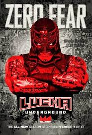 Watch Series Lucha Underground Season 3