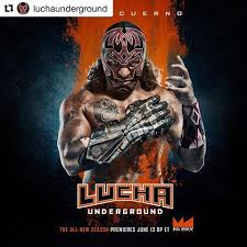 Lucha Underground Season 4 123Movies