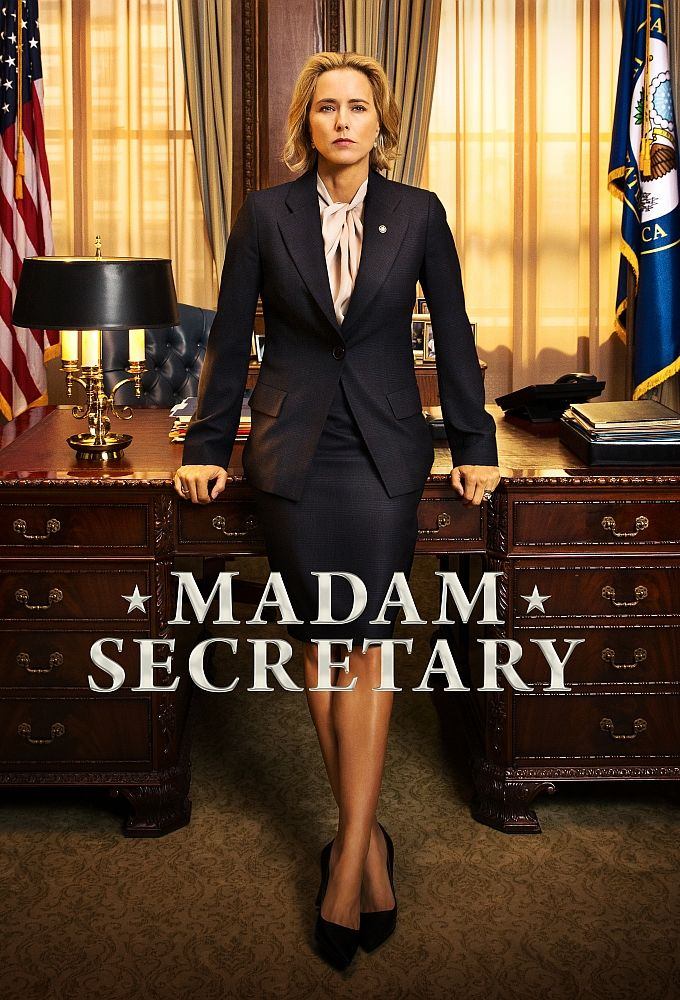 Watch Free HD Series Madam Secretary Season 1