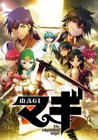 Magi The Kingdom of Magic Season 2 123Movies