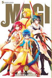 Magi The Labyrinth of Magic Season 1 123Movies