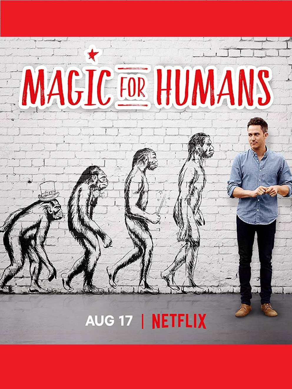 Magic for Humans with Justin Willman Season 1 Projectfreetv
