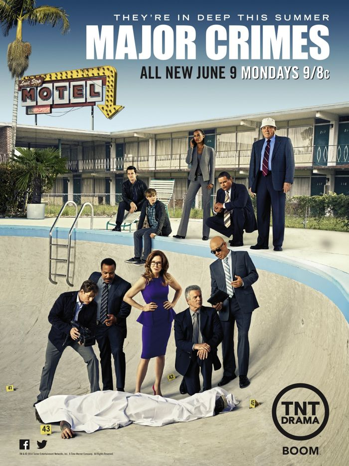 Major Crimes Season 5 123Movies