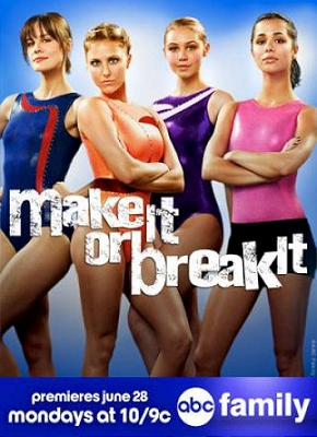 Make It or Break It Season 3 123Movies