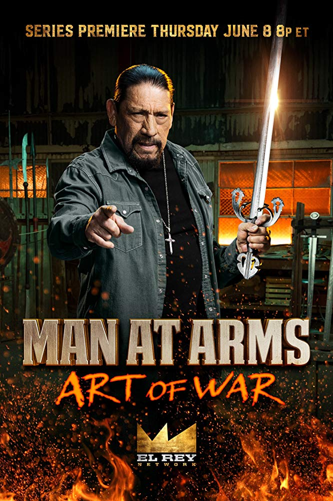 Man at Arms Art of War Season 1 putlocker