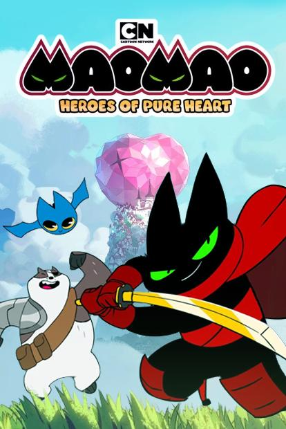 Mao Mao Heroes of Pure Heart Season 1 123Movies