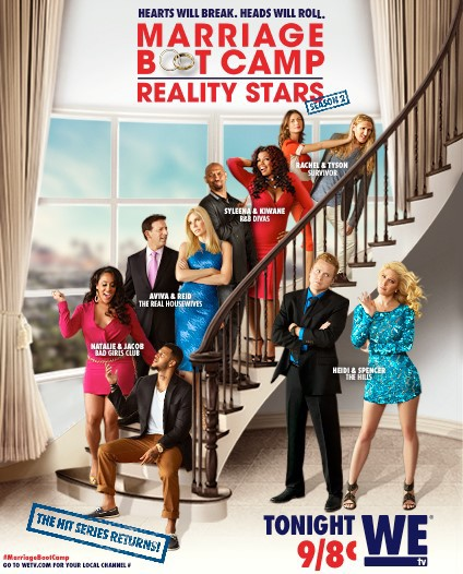 Marriage Boot Camp Reality Stars Season 13 funtvshow