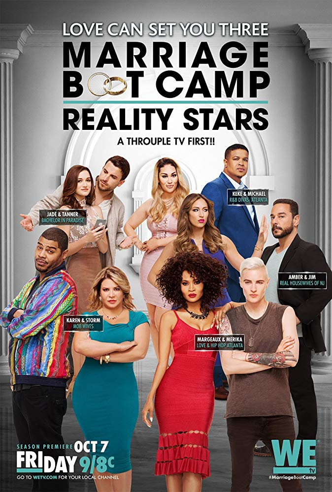 Marriage Boot Camp Reality Stars Season 15