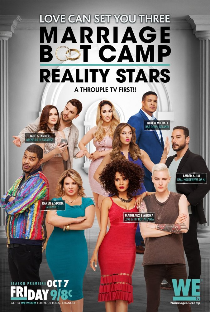 Marriage Boot Camp Reality Stars Season 8 funtvshow