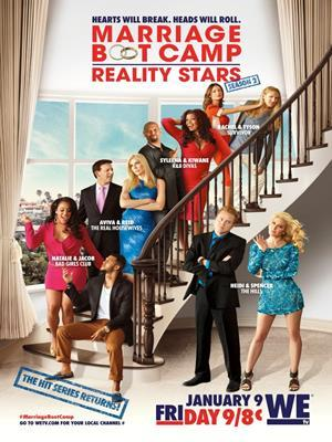Watch Series Marriage Boot Camp Reality Stars Season 9