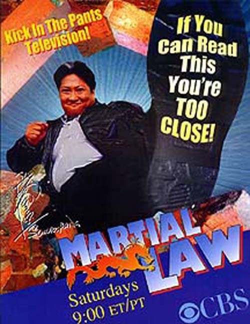 Martial Law Season 1 123Movies
