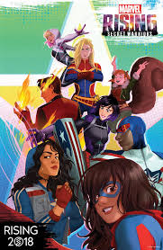 Marvel Rising Initiation SHORTS Season 1 123Movies