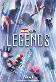 Marvel Studios Legends Season 1 funtvshow