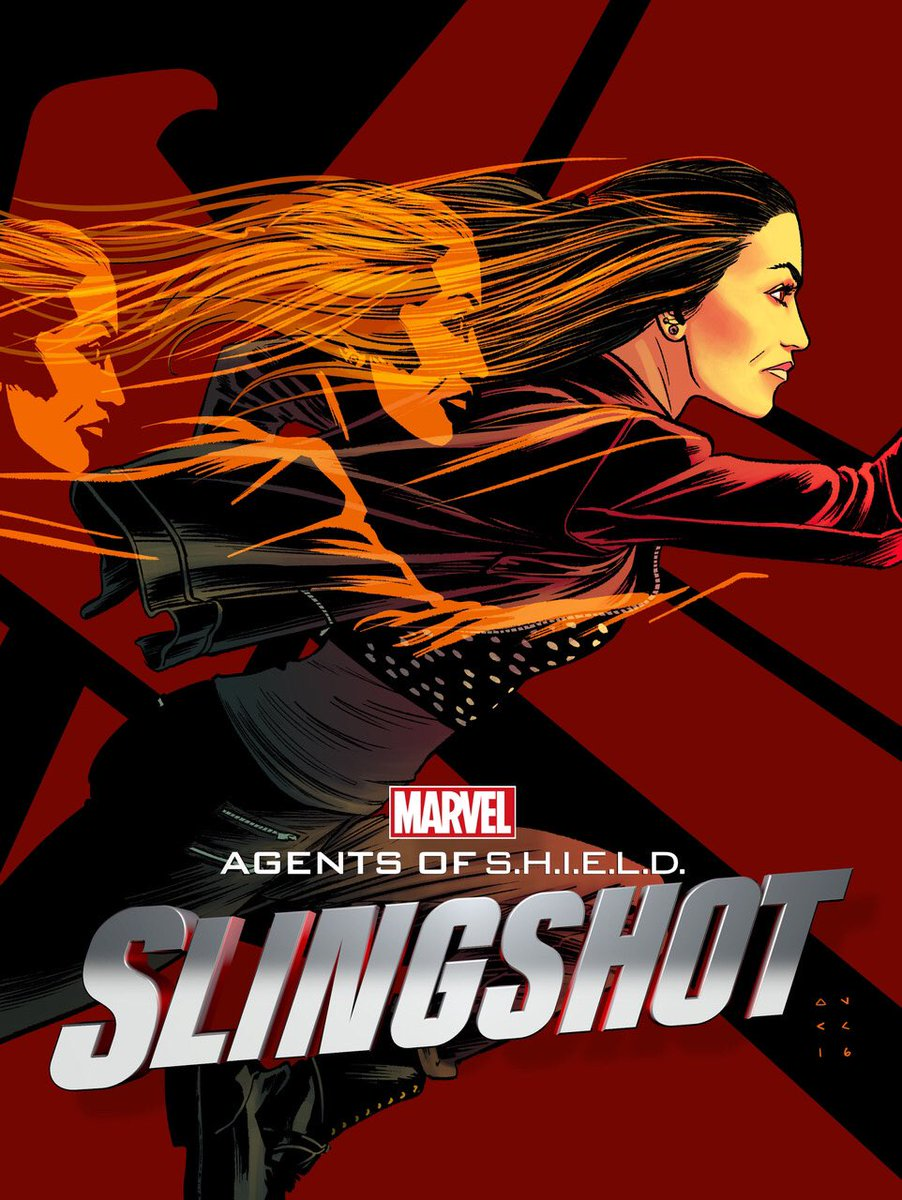 Marvels Agents of SHIELD Slingshot Season 1 123streams