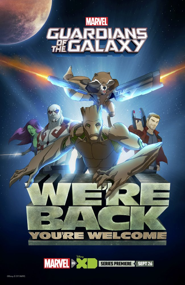 Marvels Guardians of the Galaxy Season 2 123Movies
