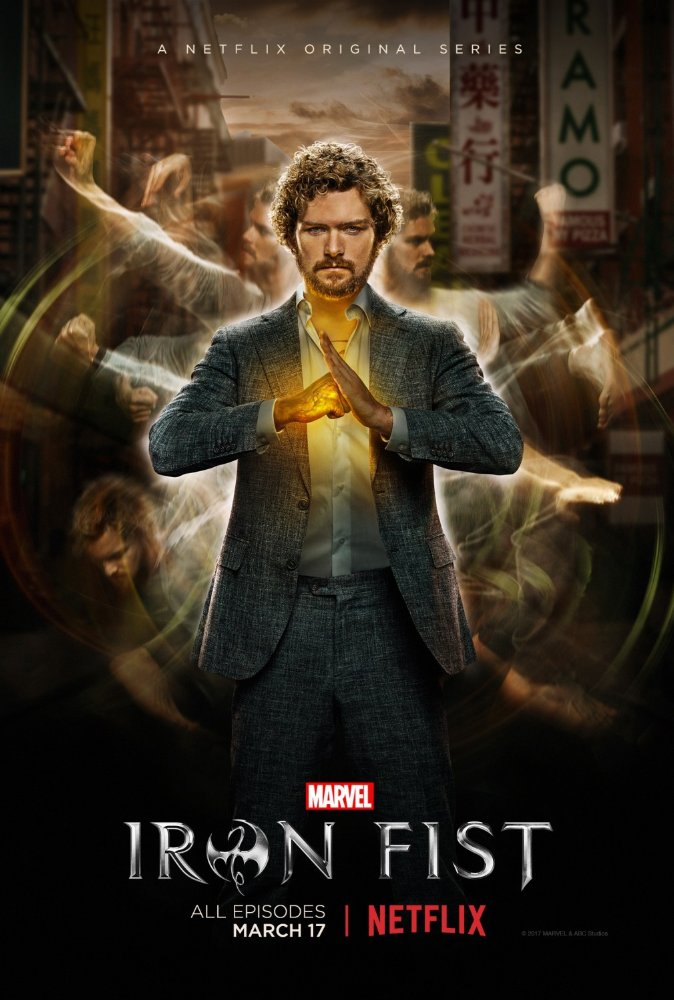 Marvels Iron Fist Season 1 123Movies