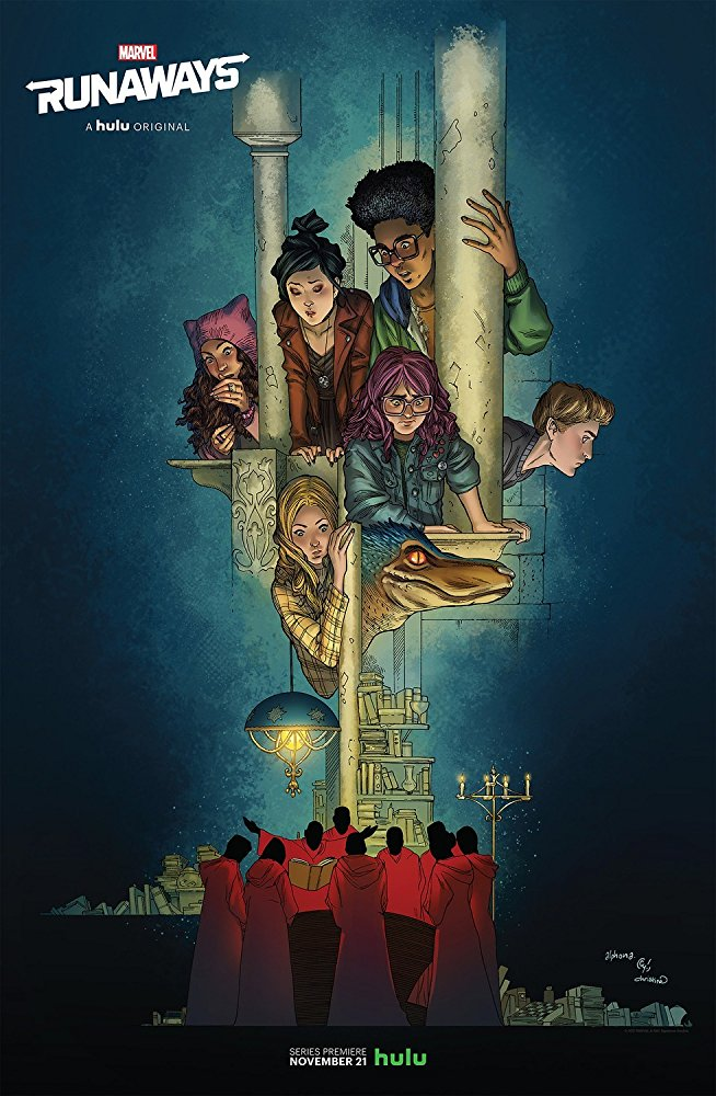 Watch Series Marvels Runaways Season 1