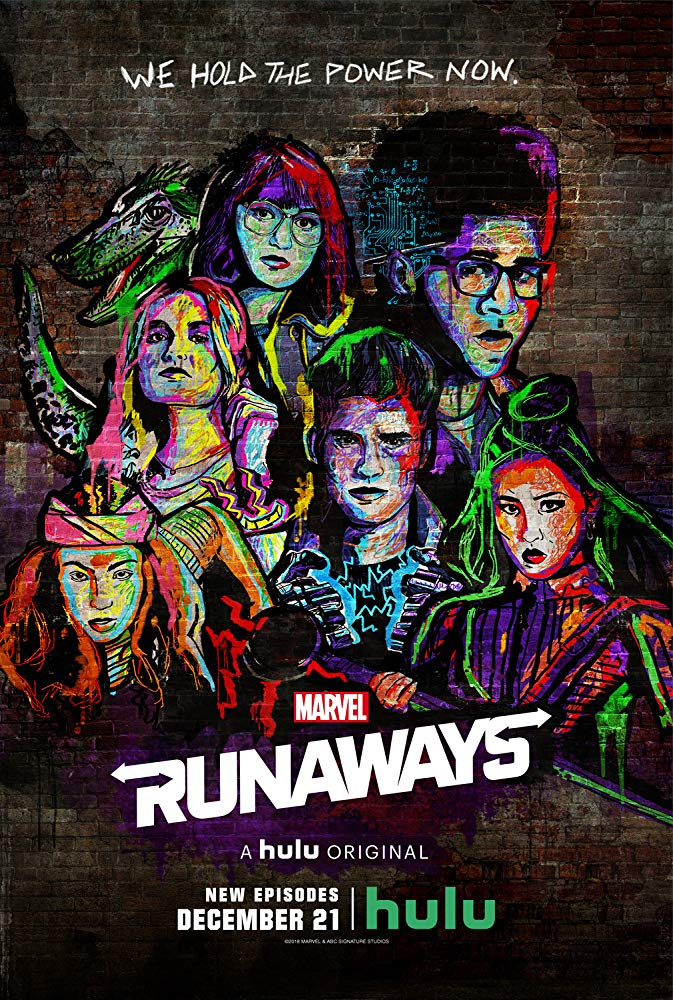Marvels Runaways Season 2 123Movies
