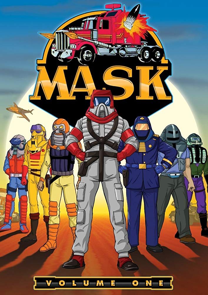 Mask Season 1 MoziTime