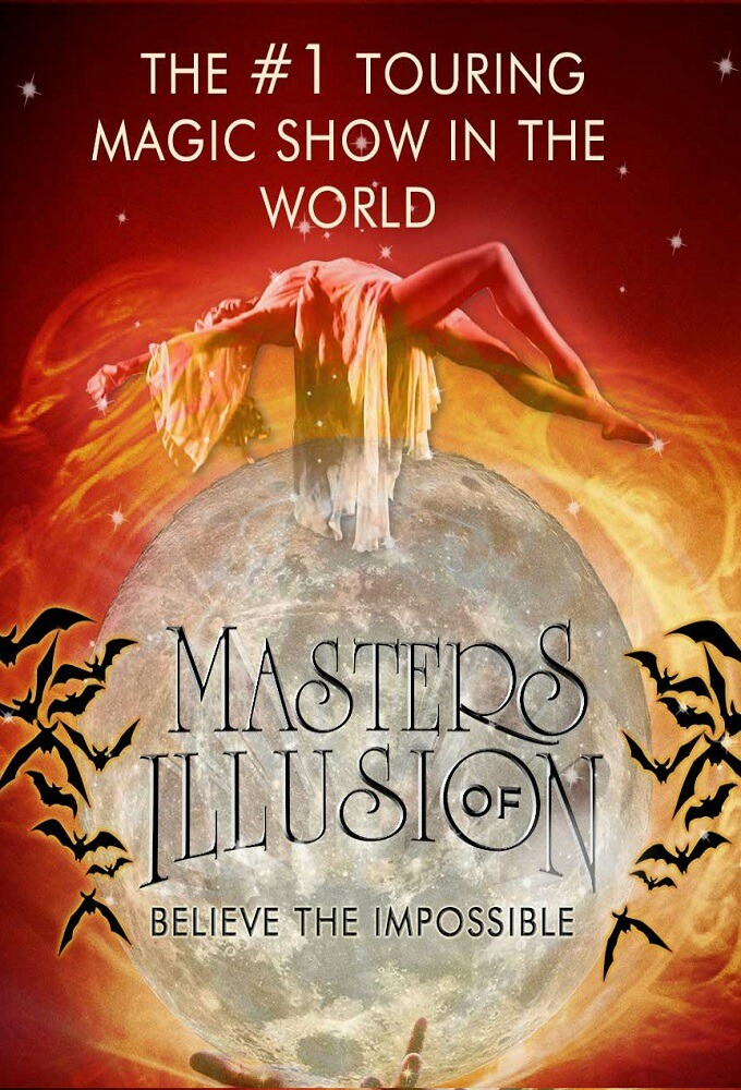 stream Masters Of Illusion Season 1