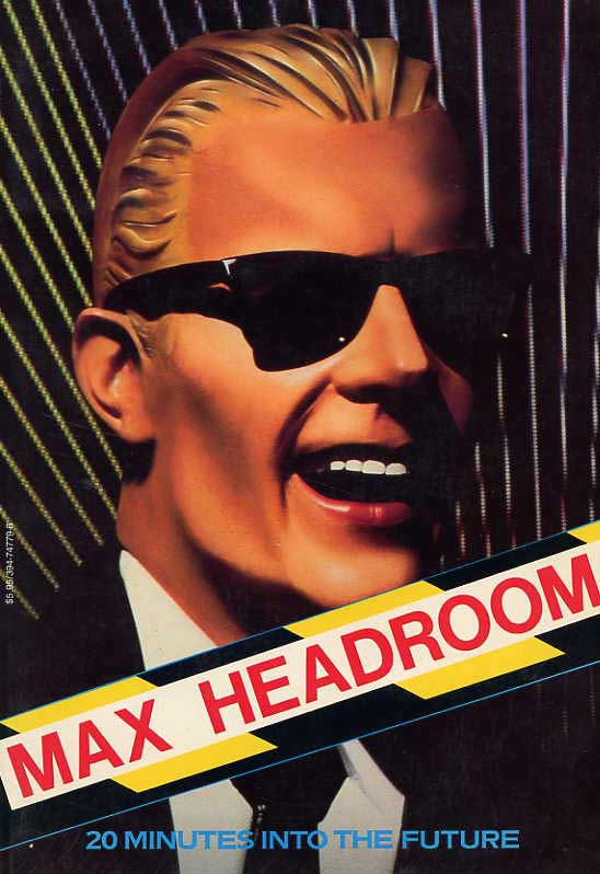 Watch Series Max Headroom Season 1-2