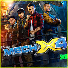 MECH-X4 Season 2 123Movies