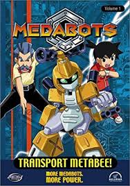 Watch Series Medarots Season 1