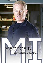 Medical Investigation Season 1 123Movies