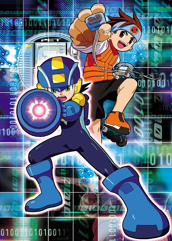 MegaMan NT Warrior Season 2 123Movies