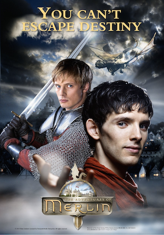 Watch Series Merlin Season 1