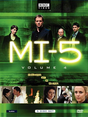 Watch Series MI-5 Season 4