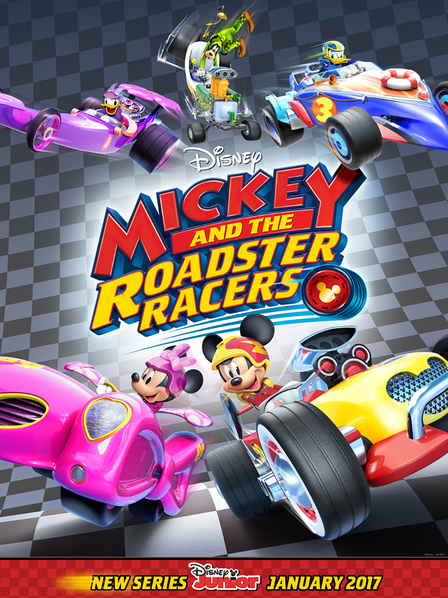 Watch Series Mickey and the Roadster Racers Season 2