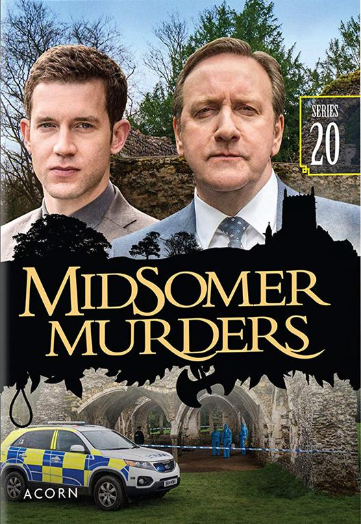 Midsomer Murders Season 3 123Movies