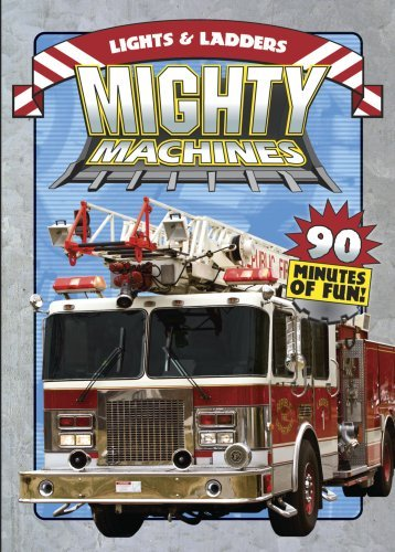 Watch Series Mighty Machines Season 1