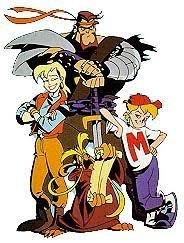 Watch Series Mighty Max Season 1