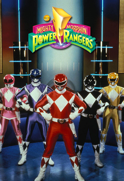 Mighty Morphin Power Rangers Season 1 123Movies