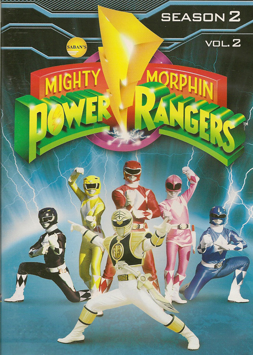 Watch Series Mighty Morphin Power Rangers Season 2