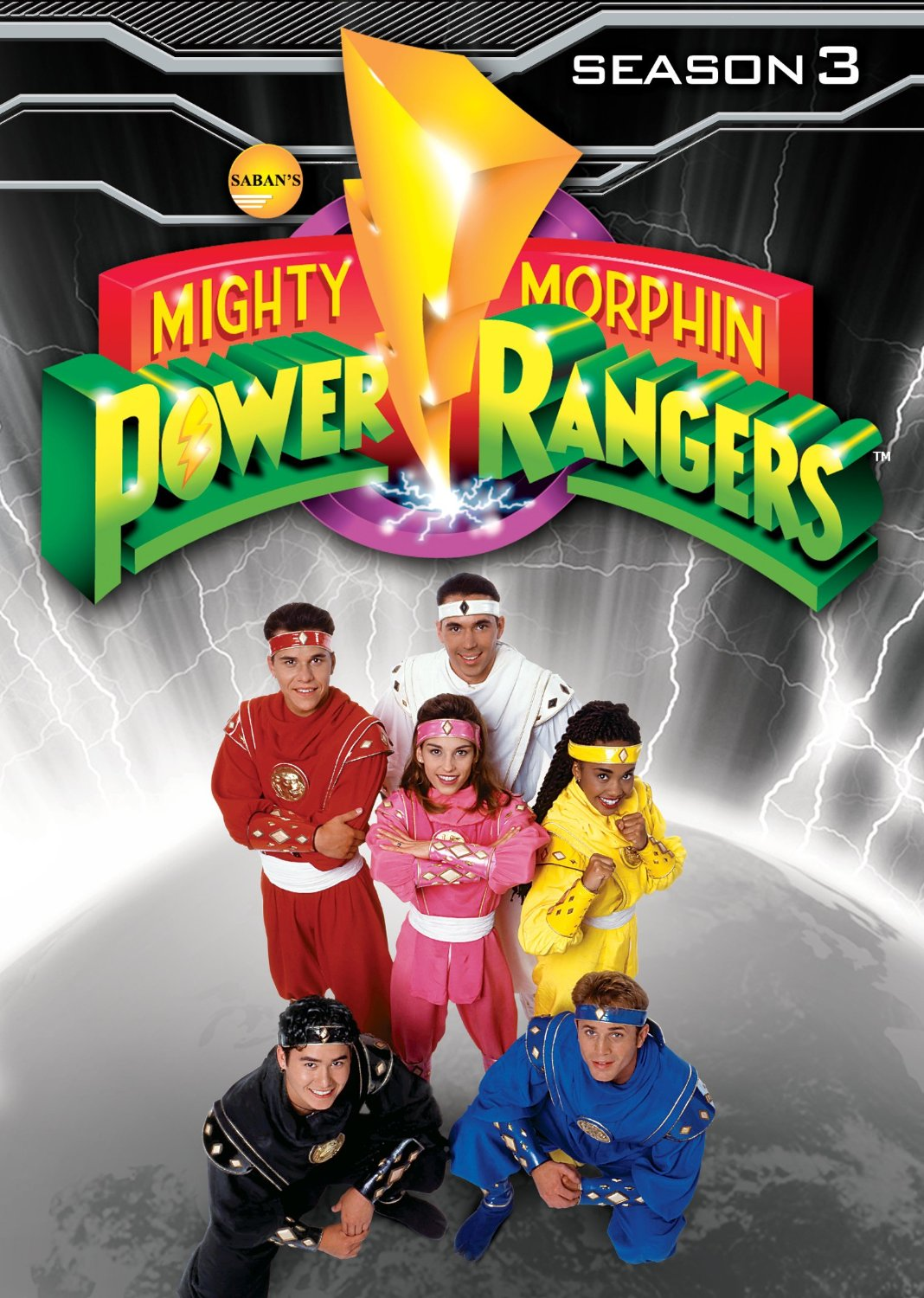 Mighty Morphin Power Rangers Season 3 123Movies