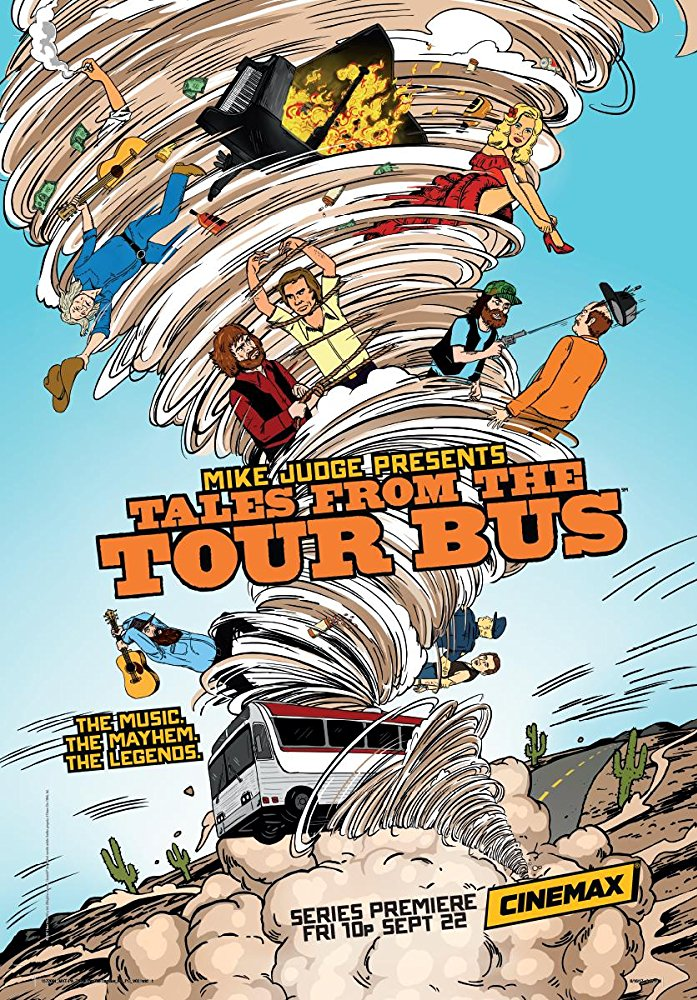Mike Judge Presents Tales from the Tour Bus Season 01 123Movies