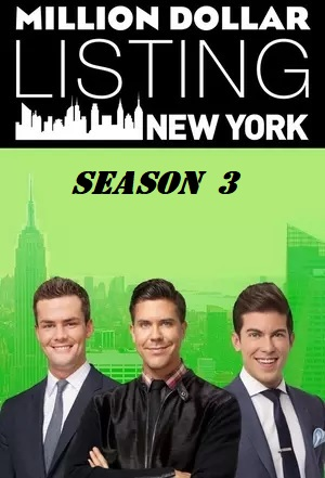 Million Dollar Listing New York Season 3 123Movies