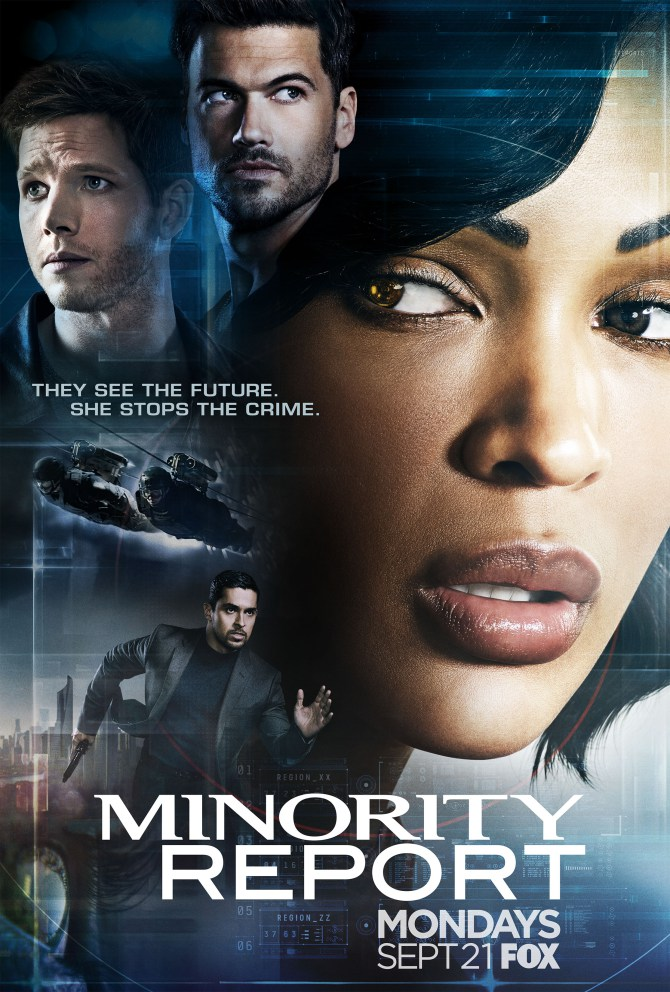 Minority Report Season 1 fmovies