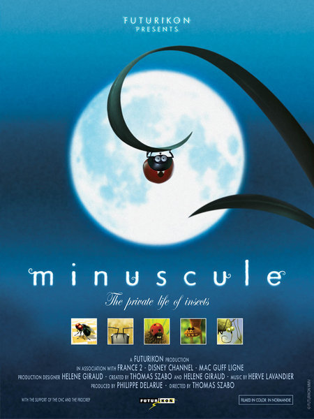 Watch Series Minuscule Season 1
