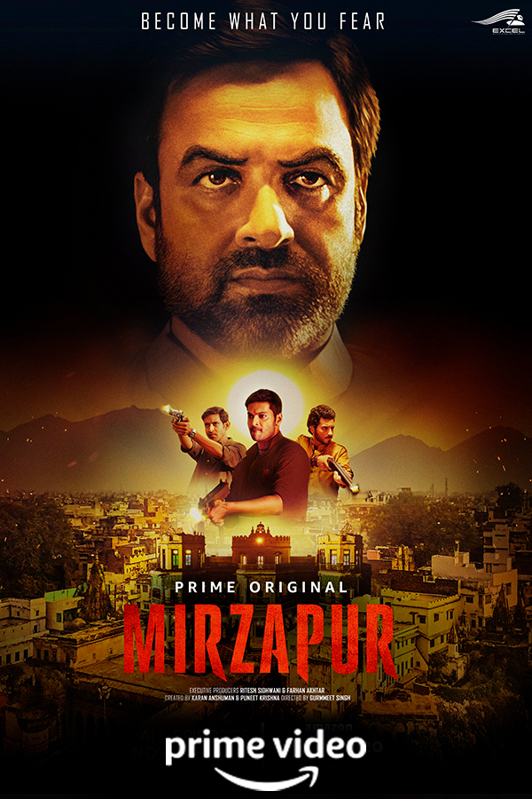 Watch Series Mirzapur Season 1