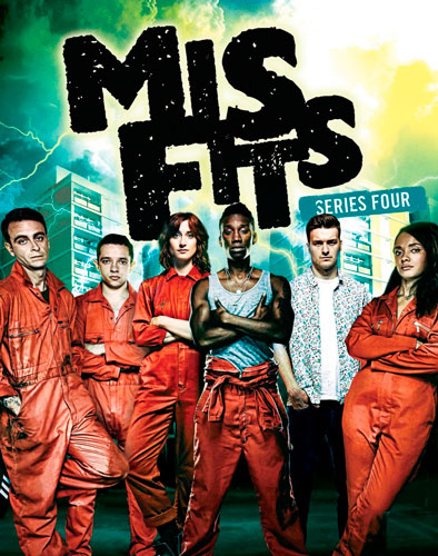 Misfits Season 3 123streams
