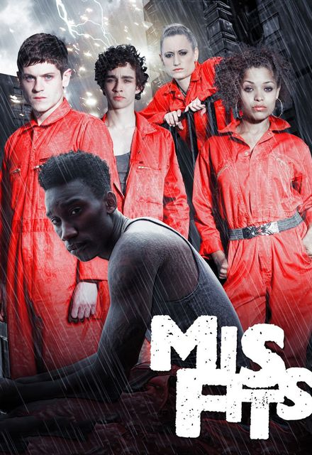Misfits Season 4 123streams